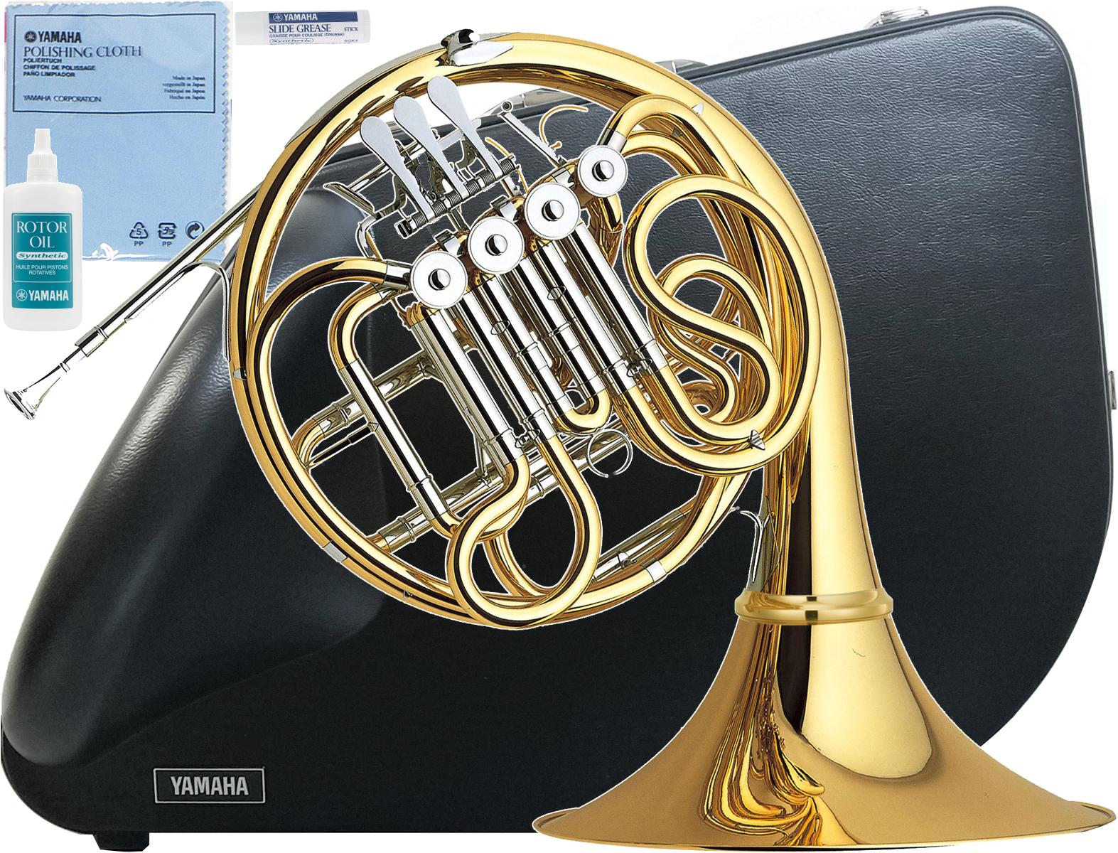 YAMAHA ( ヤマハ ) YHR-567D フレンチホルン デタッチャブル F/B♭ フルダブルホルン 新品 管楽器 ホルン 本体 日本製 YHR567D Full double French horn 送料無料(代引き不可)