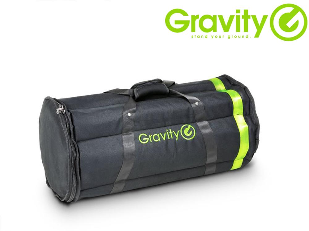 ショートタイプのマイクスタンドを6本収納できる ご予約品 キャリングバッグ 高価値 Gravity グラビティー 6本収納 ショートタイプ マイクスタンドバッグ GBGMS6SB