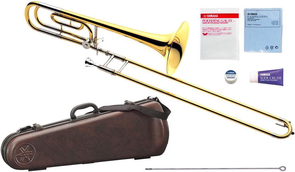 出産祝い YAMAHA ( 沖縄 ヤマハ ) YSL-640 テナーバストロンボーン トロンボーン 中細管 イエローブラスベル B♭ Trombones/F トロンボーン 日本製 管楽器 Tenor Bass Trombones YSL-640-2 北海道 沖縄 離島, ワークショップコンドー:610215e1 --- online-cv.site