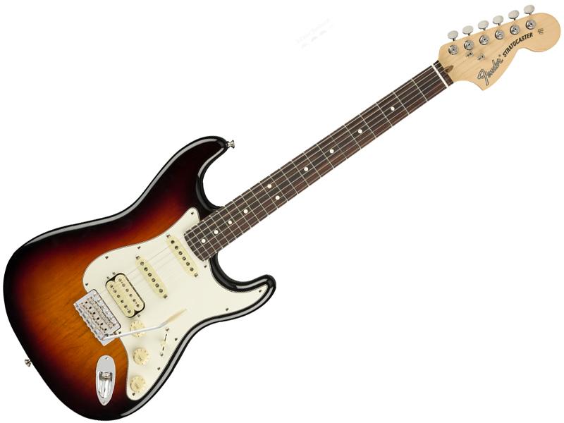 Fender ( フェンダー ) American Performer Stratocaster HSS 3-Color Sunburst / Rosewood 【USA ストラトキャスター 】