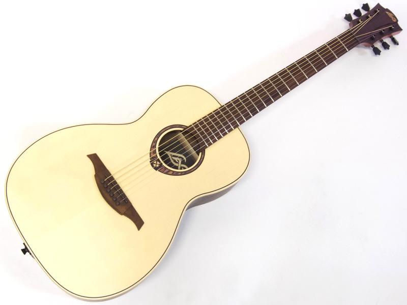 LAG Guitars T270PE 【アコースティックギター エレアコ 】