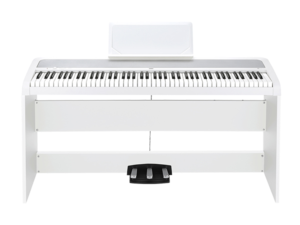 KORG ( ( コルグ ) B1SP-WH【OUTLET B1SP-WH【OUTLET】】【[台数限定/在庫限り] KORG】◆【電子ピアノ】【88鍵盤】【ピアノタッチ】, ダイワサイクル オンラインストア:7ccebea0 --- jpworks.be