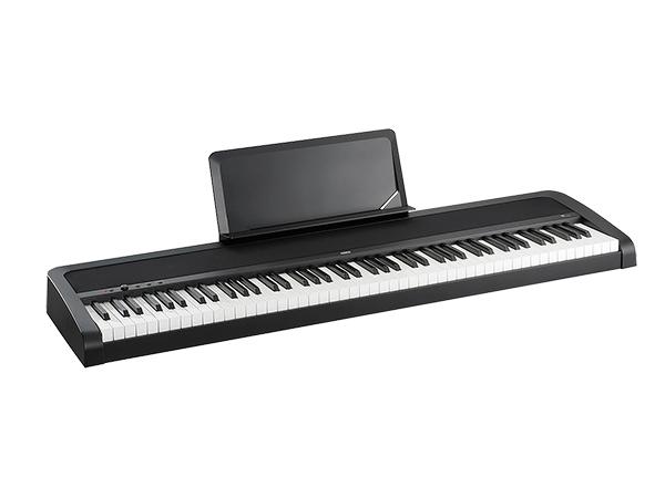 KORG ( コルグ ) KORG B1-BK【OUTLET】 コルグ【[台数限定/在庫限り]】】◆【電子ピアノ】【88鍵盤】【ピアノタッチ】, トラック用品ルート2:14c5c3d3 --- jpworks.be