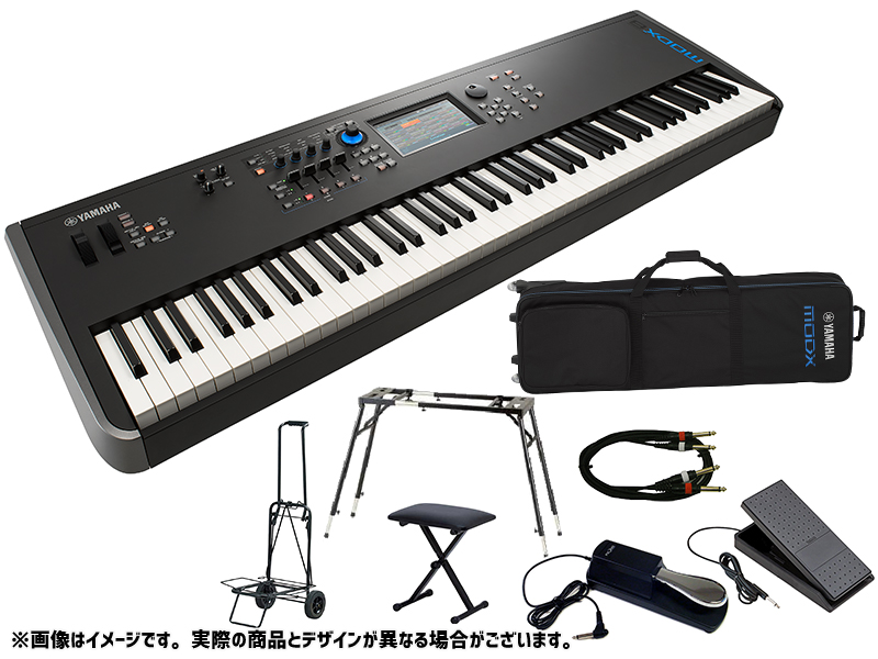 YAMAHA ( ヤマハ ) MODX8 ライブセット 3