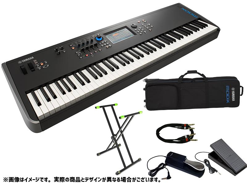 YAMAHA ( ヤマハ ) MODX8 ライブセット 2