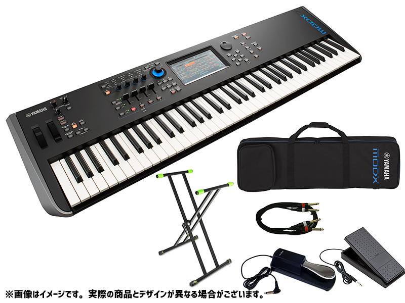 YAMAHA ( ヤマハ ) MODX7 ライブセット 2
