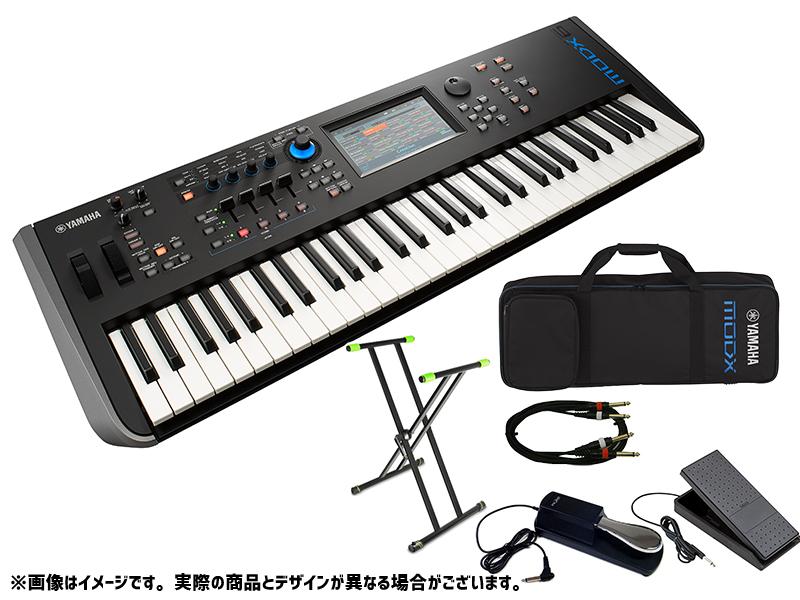 YAMAHA ( ヤマハ ) MODX6 ライブセット 2