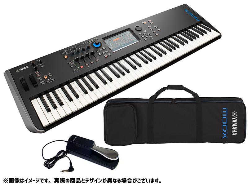 YAMAHA ( ヤマハ ) MODX7 純正リュック型ケースセット
