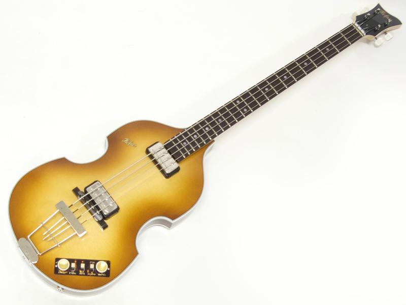 Hofner ( ヘフナー ) LTD 500/1 Vintage 62【メイドイン・ジャーマニー バイオリンベース 特価 】【限定プライスダウン! 】