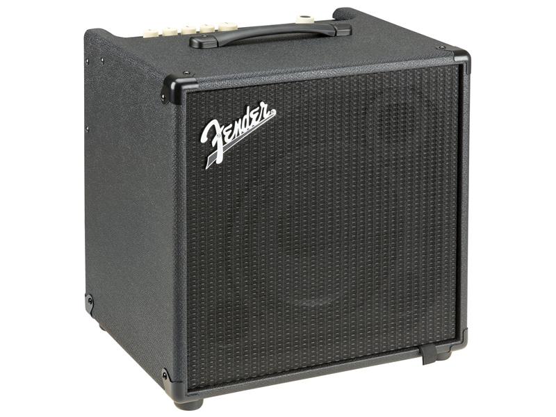特価ブランド Fender ( フェンダー ) Rumble Stage 40【ランブル・ステージ40 デジタル・ベースアンプ 】, シルバー&レザーPLUS 22d2b47f