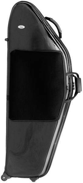 新規購入 bags ( バッグス ) EFBS BLK ブラック バリトンサックス用 ハードケース リュックタイプ evolution baritone saxophone hard case black 黒色 ケース 一部送料追加 送料無料, ヨコゴシマチ 6b4cdf72