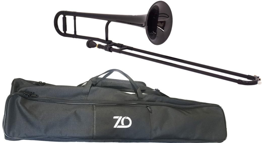 本体 樹脂製 TTB05 黒色 プラスチックトロンボーン B♭ 新色追加して再販 デュアル セールSALE%OFF ZO ゼットオー トロンボーン TTB-05 ブラック テナートロンボーン プラスチック 管楽器 tenor アウトレット 細管 北海道 trombone black 離島不可 沖縄