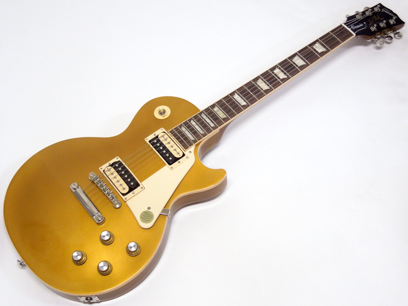 Gibson ( ギブソン ) ) ( Gibson Les Paul Classic 2019/ Gold Top【USA レスポール・クラシック ゴールドトップ WO 190011151】, 福を呼び縁を結ぶ寿製菓:d4aa1aff --- officewill.xsrv.jp