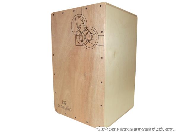 DeGregorio ( DG ) KIYO CAJON カホン ◆ ソフトケース(CJB-1E)を限定プレゼント! ドラム パーカッション