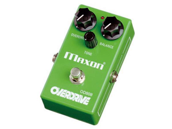 Maxon ( マクソン ) OD808 ◆ マクソン オーバードライブ