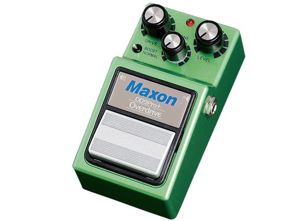 Maxon ( マクソン ) OD9Pro+ ◆ マクソン オーバードライブ