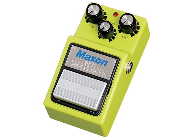 Maxon ( マクソン ) SD-9 ◆ マクソン ディストーション