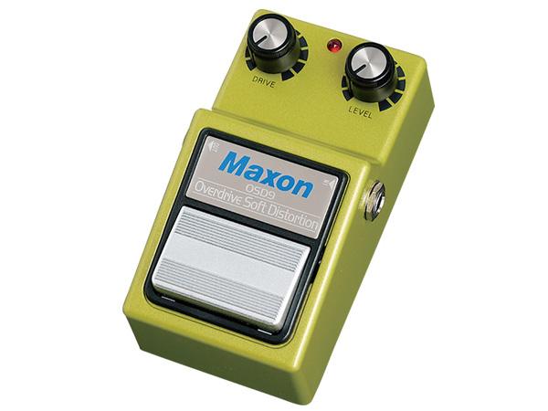 Maxon ( マクソン ) OSD9 ◆ マクソン オーバードライブ ディストーション