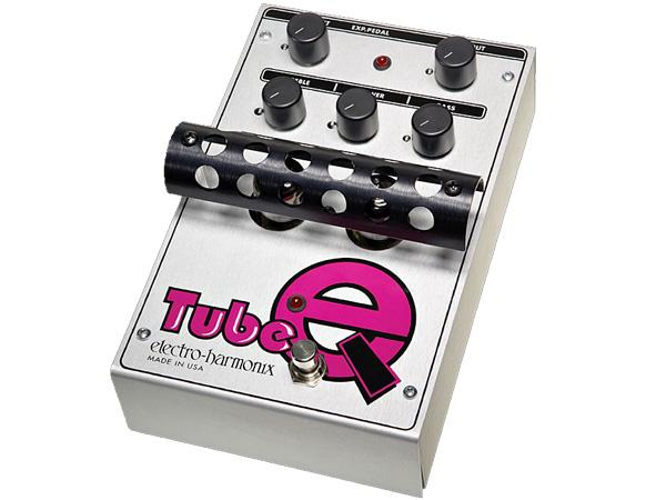 Electro Harmonix ( エレクトロハーモニクス ) Tube EQ【EH7650 】 ◆ コンパクトエフェクター 真空管イコライザー