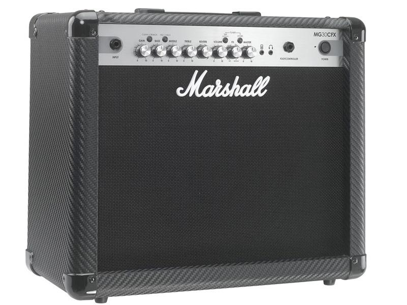 Marshall ( マーシャル ) MG30CFX 【送料無料】 30W 4ch Digital FX Programmable Combo