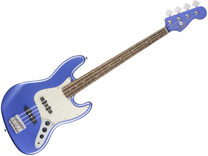 SQUIER ( スクワイヤー by SQUIER ) Contemporary フェンダー】 Jazz Bass Ocean Blue Metallic【ジャズベース by フェンダー】, 防水防ダニ寝具専門店しろくまケア:b7623f2e --- officewill.xsrv.jp