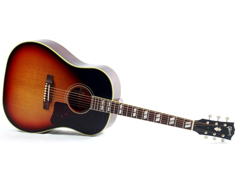 Gibson ( ギブソン【USA ) Southern 1959 8001】 Southern Jumbo TRI BURST【USA アコースティックギター KH 8001】, 豊栄市:9bf1ad46 --- sunward.msk.ru