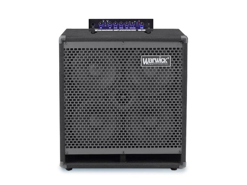 Warwick ( ワーウィック ) LWA 500 WCA 408 LW セット【ベースアンプ 特価 】【お買い得価格! 】
