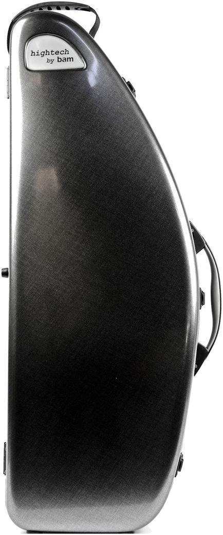 bam ( バム ) 4102XLT テナーサックス ケース ツイードルック ハイテック ハードケース リュックタイプ HIGHTECH Tenor saxophone case Tweed Look 北海道 沖縄 離島不可