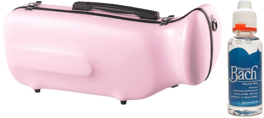 CCシャイニーケース セット 送料無料 CC2-TP-PPK トランペットケース パステルピンク pink ハードケース トランペット用 リュックタイプ シングル パステルピンク pink セット K 送料無料, モリグチシ:e87237d9 --- sunward.msk.ru