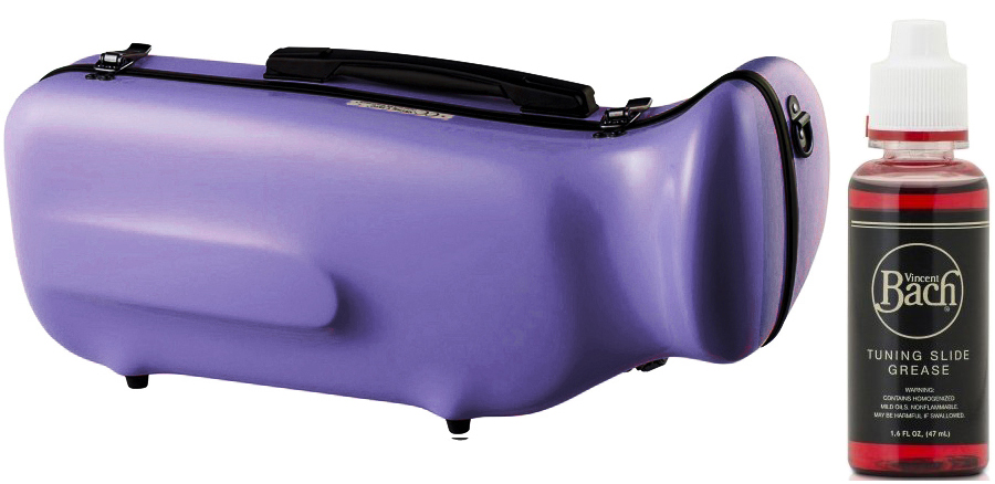 CCシャイニーケース ケース CC2-TP-LV トランペットケース 紫色 ラベンダー 送料無料 紫色 ハードケース トランペット用 リュックタイプ 管楽器 シングル ケース lavender セット G 送料無料, 黒川郡:6c380b80 --- sunward.msk.ru