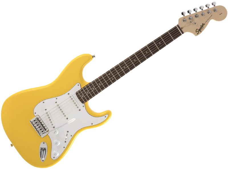 SQUIER ( スクワイヤー ) FSR Affinity Stratocaster (GFY / LRL)【ストラトキャスター 】 エレキギター