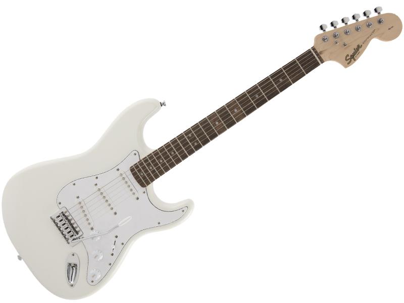 SQUIER ( スクワイヤー ) FSR Affinity Stratocaster (OLW / LRL)【ストラトキャスター by フェンダー】【0370600501】 エレキギター
