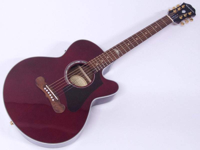 Epiphone ( エピフォン ) EJ-200 Coupe( WR ) 【 アコースティックギター エレアコ 】【お買い得価格! 】