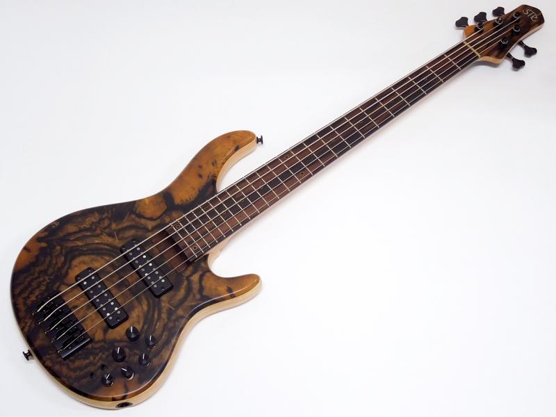 STR GUITARS LS549 #592 【日本製 5弦 ベース】【限定プライスダウン! 】