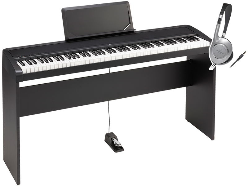 KORG ( コルグ ) B2N 純正スタンドセット ◆【デジタルピアノ】 ◆【電子ピアノ】【88鍵盤】【ピアノタッチ】