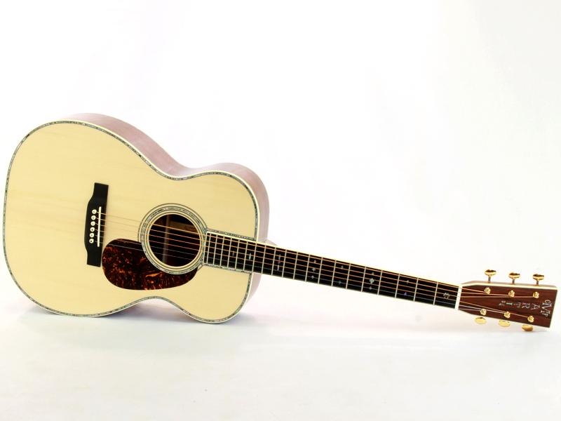 Martin Custom Shop CTM 00-45 Adirondack Spruce & Honduran Rosewood 【USA カスタムショップ アコースティックギター KH】