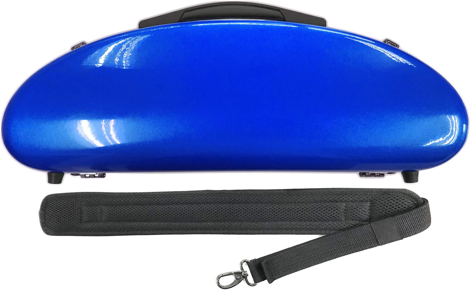 CCシャイニーケース II CC2-CLA-BL B♭ クラリネット用 ケース ブルー ハードケース クラリネットケース clarinet case 青色 Blue BL ショルダータイプ