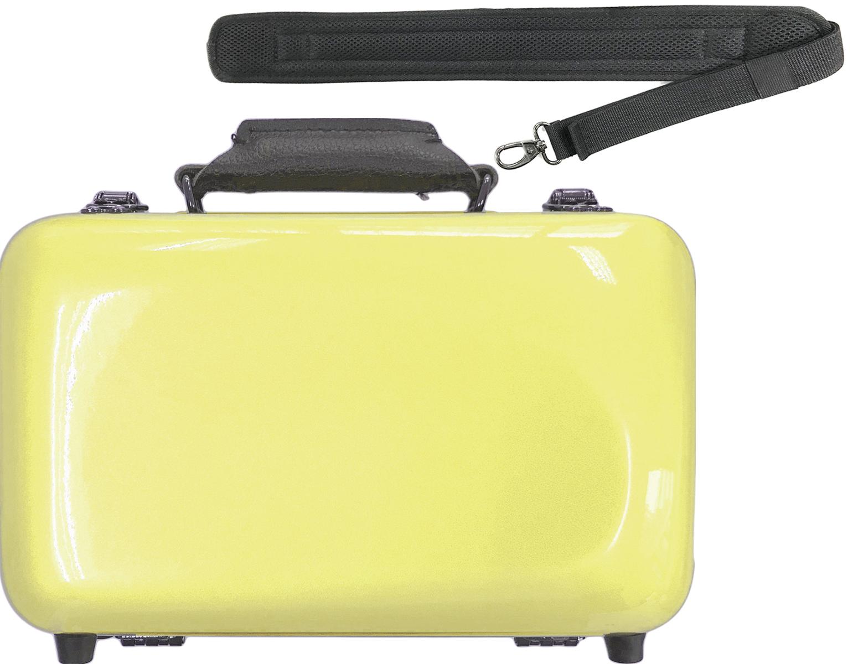 CCシャイニーケース II CC2-CLMC-PY B♭ クラリネットミニ ケース パステルイエロー ハードケース クラリネットケース ミニ clarinet 黄色 yellow PY