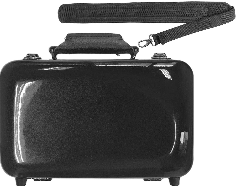 CCシャイニーケース II CC2-CLMC-BK B♭ クラリネットミニ ケース ブラック ハードケース クラリネットケース ミニ mini clarinet case 黒色 Black BK