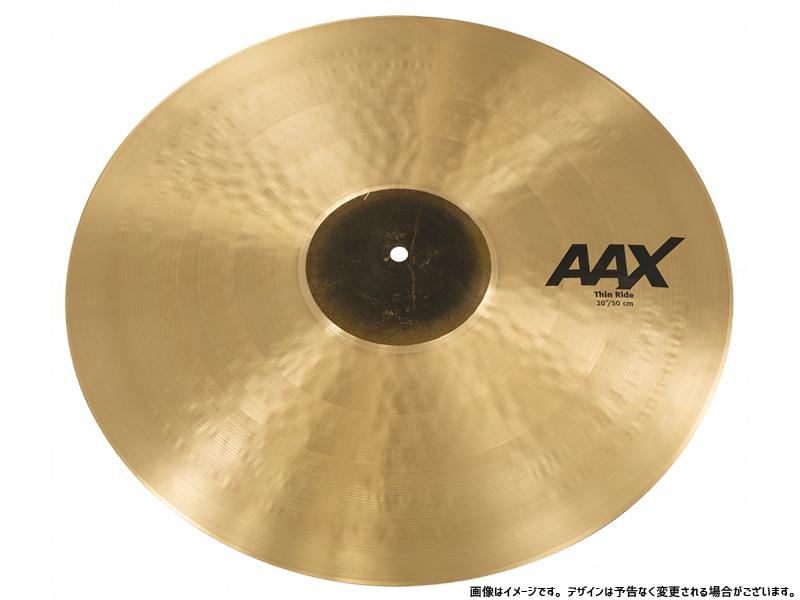 SABIAN ( セイビアン ) AAX-20TR-B[AAX Thin Ride 20