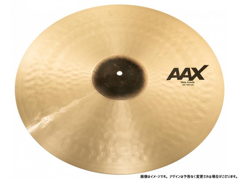SABIAN ( セイビアン ) AAX-20TC-B[AAX Thin Crash 20