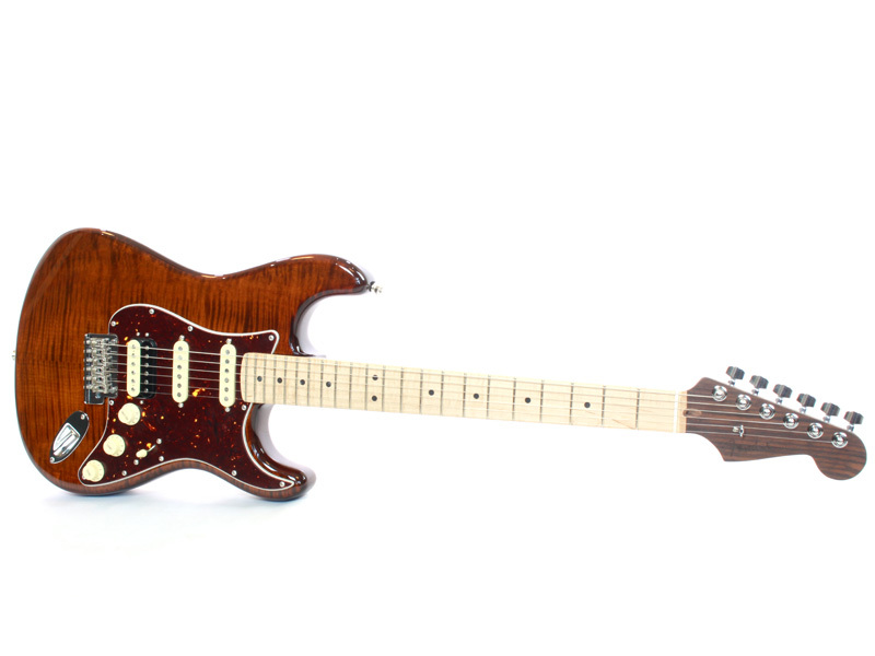 Fender ( フェンダー ) Limited Edition Rarities Flame Top Stratocaster 【USA 限定 ストラトキャスター KH 】【フェンダーづくしセット プレゼント 】