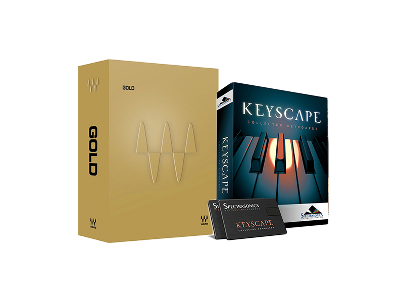 Spectrasonics Keyscape × GOLD SET