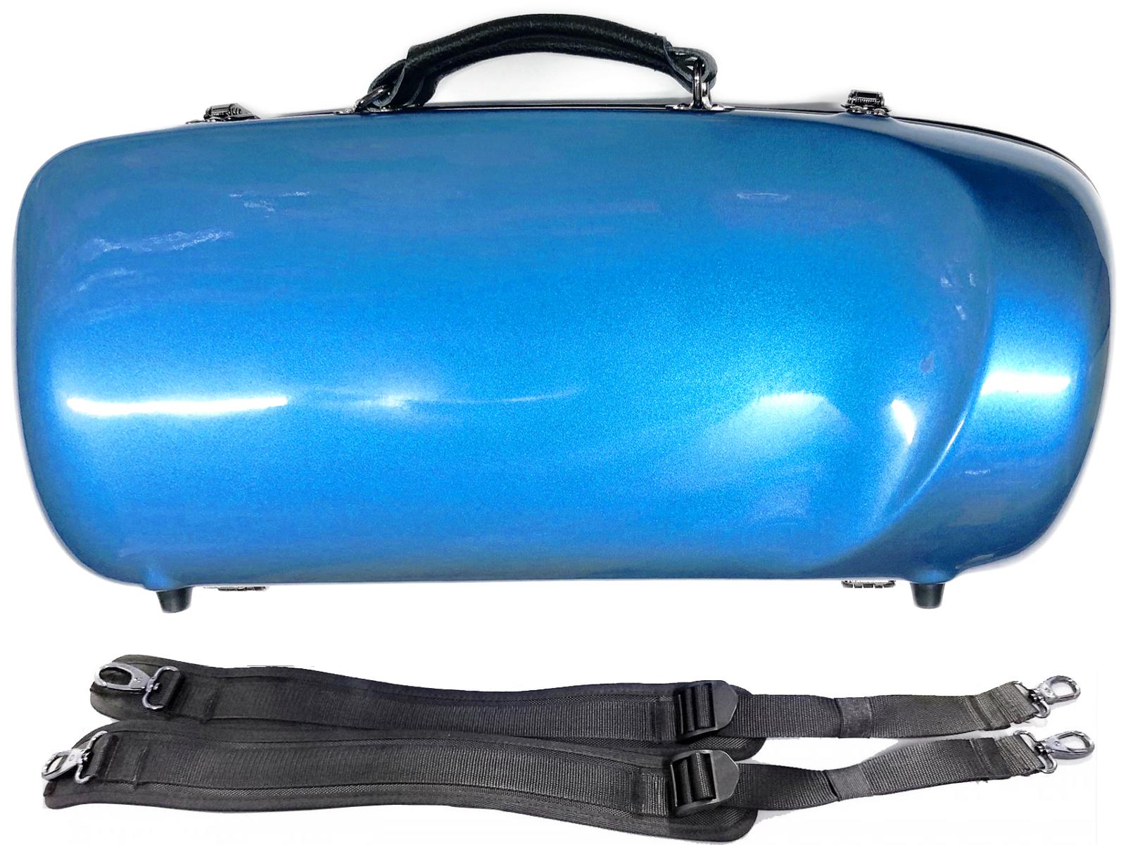 青色 売買 25%OFF ライト LBL aero トランペットケース シャイニーケースII CCシャイニーケース II CC2-ATP-LBL エアロ trumpet リュック blue case ブルー 北海道 沖縄 ハードケース 離島不可 ライトブルー