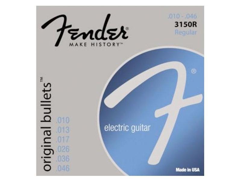 Fender ( フェンダー ) 3150R 10セット【エレキギター弦 まとめ買い特価 】【新春特価! 】