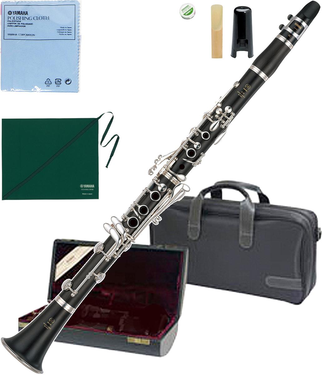 YAMAHA ( ヤマハ ) YCL-450 クラリネット 木製 正規品 グラナディラ B♭ 日本製 管楽器 スタンダード Bb clarinet 北海道 沖縄 離島不可