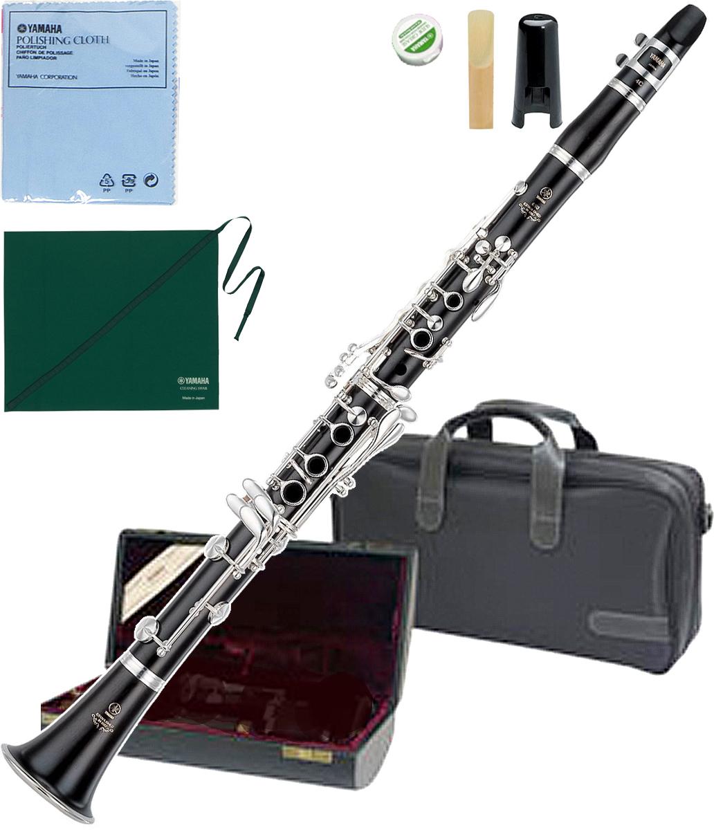 YAMAHA ( ヤマハ ) YCL-650 木製 クラリネット 正規品 日本製 グラナディラ B♭ プロフェッショナル 管楽器 Bb clarinet YCL650 北海道 沖縄 離島不可