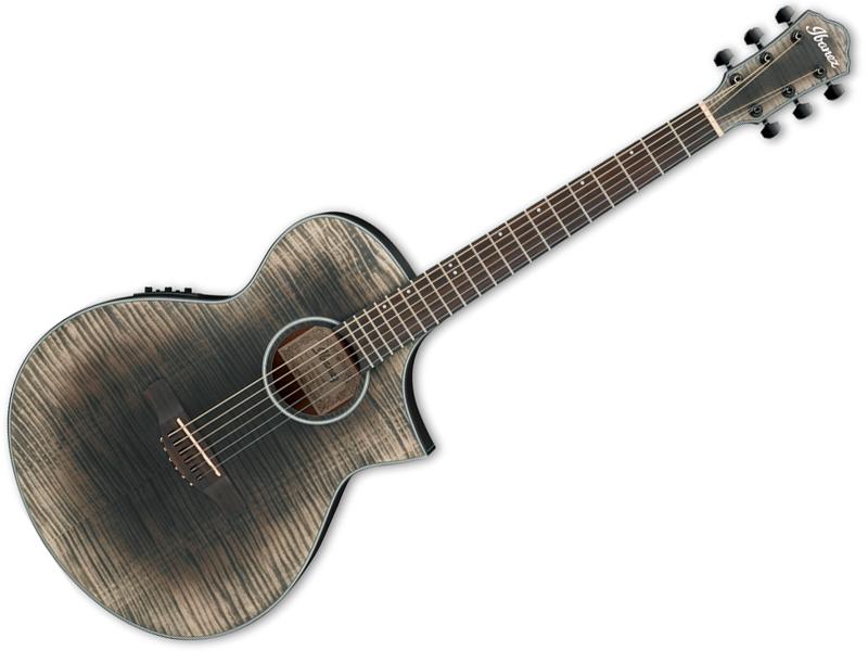Ibanez ( アイバニーズ ) AEWC32FM GBK【 エレアコ アコースティックギター アウトレット 特価 】【冬特価! 】