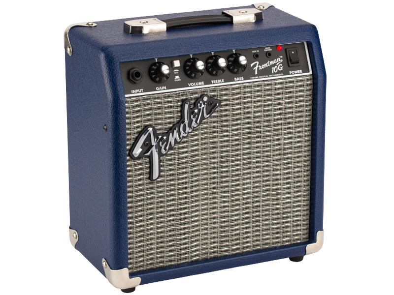 Fender ( フェンダー ) Limited FM-10G Blue 【フロントマン ギター アンプ 限定カラー 】【2311007001】 フェンダー