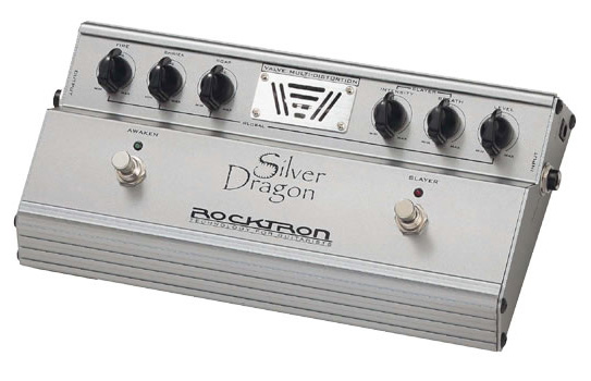 Rocktron ( ロックトロン ) Silver Dragon ◆ 真空管ディストーション